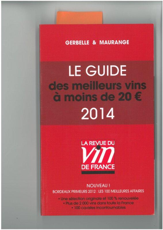 Les meilleurs vins à moins de 20 €