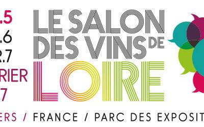 Salon des Vins de Loire in Angers 2o17