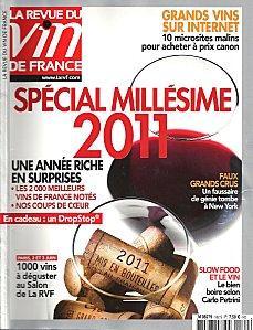 Revue du Vin de France / juin 2012