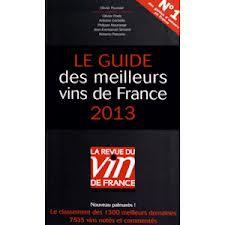 guide des meilleurs vins de France 2013