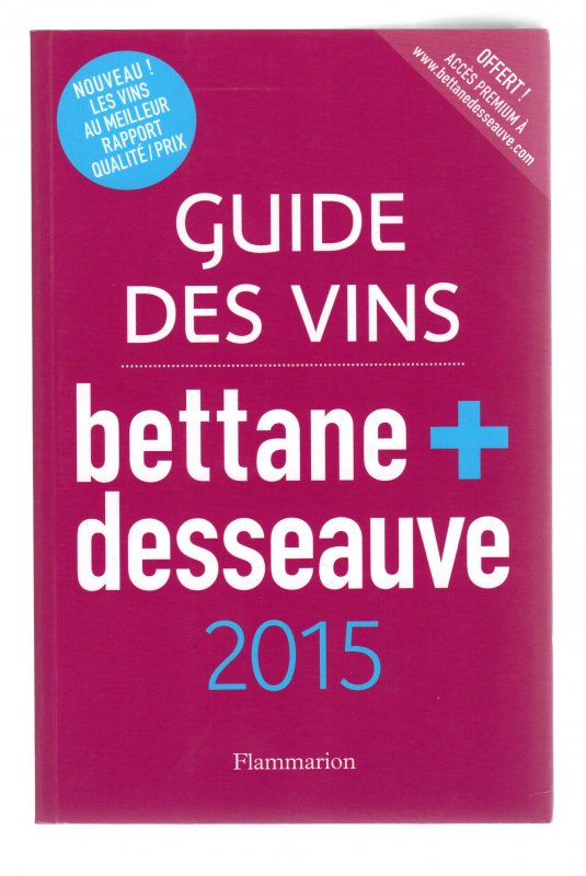 Guide des vins - Bettane & Desseauve