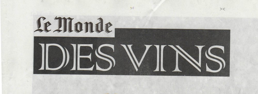Le Monde des Vins - 12 décembre 2o14
